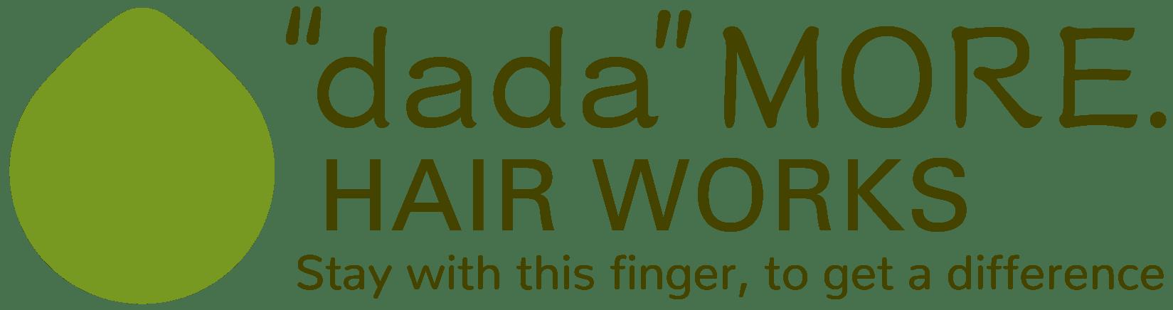 """若松区ひびきの・高須・青葉台の美容室 """"dada"""" MORE. HAIR WORKS(ダダモアヘアワークス)"""